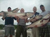 Rhode island charter fishing river rebel charters of for Block island fishing charters